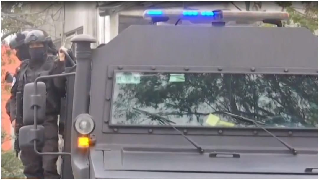 Foto: Detienen a dos presuntos secuestradores en Magdalena Contreras, 2 de febrero de 2020 (Foro TV)