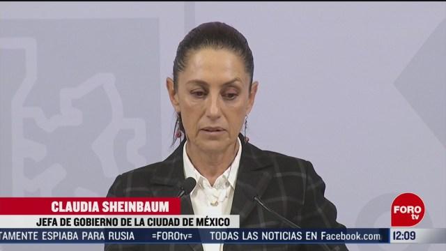 sheinbaum anuncia investigacion de protocolos tras denuncia por desaparicion de fatima