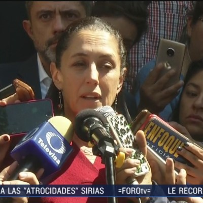 Sheinbaum dice que seguridad en caso Fátima Cecilia empezaba desde la escuela
