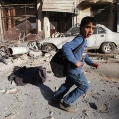 '300 mil niños huyeron de Siria por violencia desde 2019': UNICEF