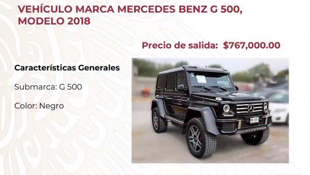 Foto: Se subastarán autos de lujo, joyas e inmuebles, 28 febrero 2020