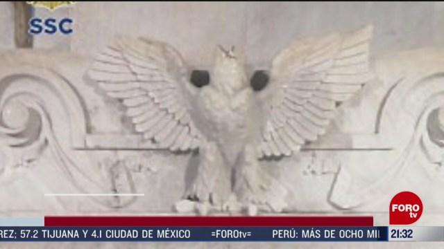 FOTO: 23 Febrero 2020, sujeto dana aguila del hemiciclo a juarez