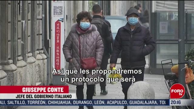 Foto: Suman 11 Muertos Coronavirus Italia Hoy 25 Febrero 2020