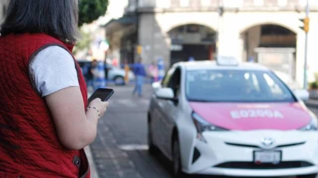 Foto: En marzo inicia operaciones app de taxis de la CDMX, 15 de febrero de 2020, (Gobierno CDMX)