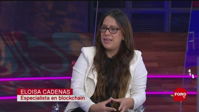 FOTO: 2 Febrero 2020, tecnologia blockchain