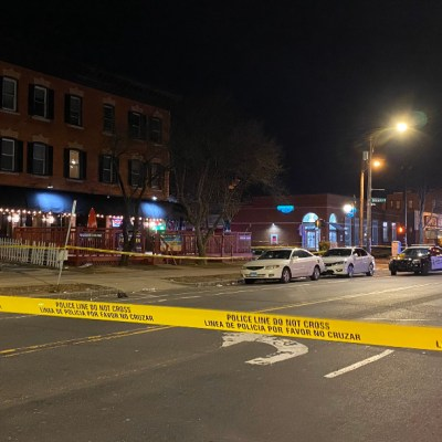 Foto: La balaceratuvo lugar dentro del Majestic Lounge, ubicado en el vecindario South End de Hartford.