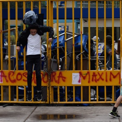 UNAM condena toma violenta del CCH Azcapotzalco