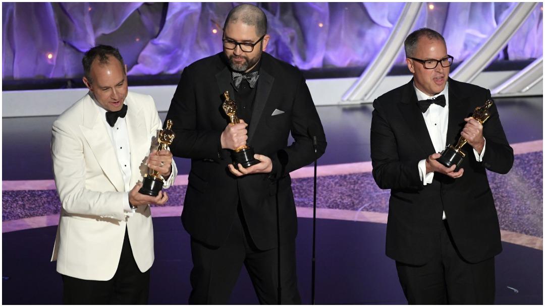 'Toy Story 4' fue elegida como 'Mejor Película Animada', 9 de febrero de 2020 (Getty Images)
