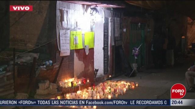 Foto: Vecinos Xochimilco Se Reúnen Casa Fatima 19 Febrero 2020