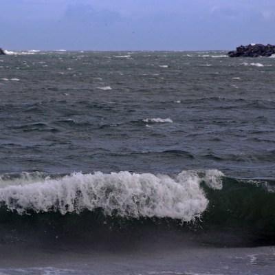 Foto: La entrada del frente frío 41 trajo consigo mal clima en el estado de Veracruz, 27 junio 2020