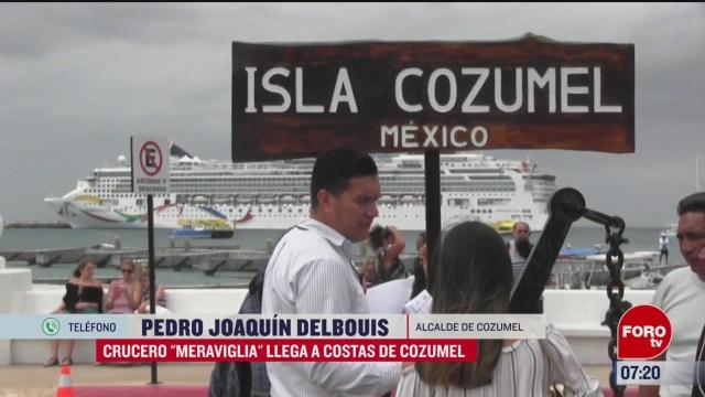 video entrevista completa con el alcalde de cozumel en estrictamente personal