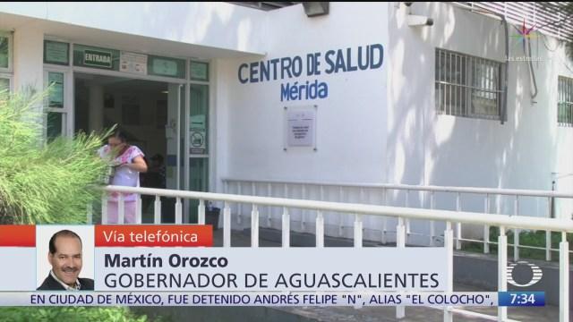 video entrevista completa con el gobernador de aguascalientes para despierta