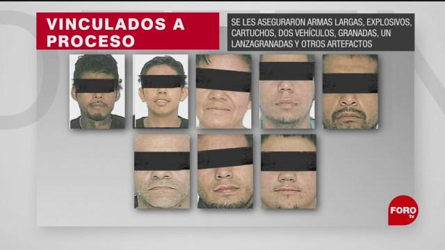 FOTO: 2 Febrero 2020, vinculan a ocho a proceso y prision preventiva oficiosa en guanajuato