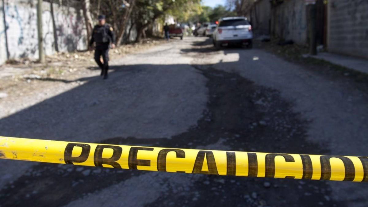 Encuentra sin vida a mujer en García, Nuevo León, el 22 de febrero de 2020