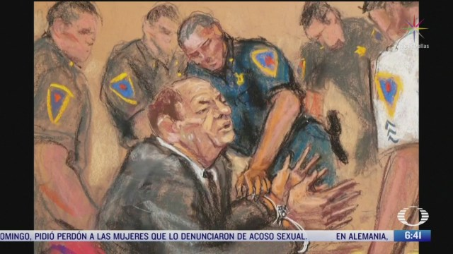 weinstein podria pasar hasta 25 anos de carcel por violencia