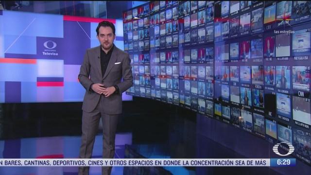 Las noticias, con Claudio Ochoa: Programa completo del 24 de marzo del 2020