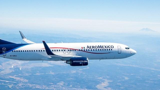 FOTO Aeroméxico reduce vuelos a Europa por coronavirus (Twitter)