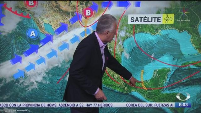 alta presion mantendra clima seco