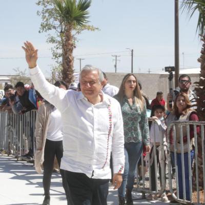 Foto: México superará la crisis que provoque el coronavirus: AMLO, 27 de marzo de 2020, (Getty Images, archivo)