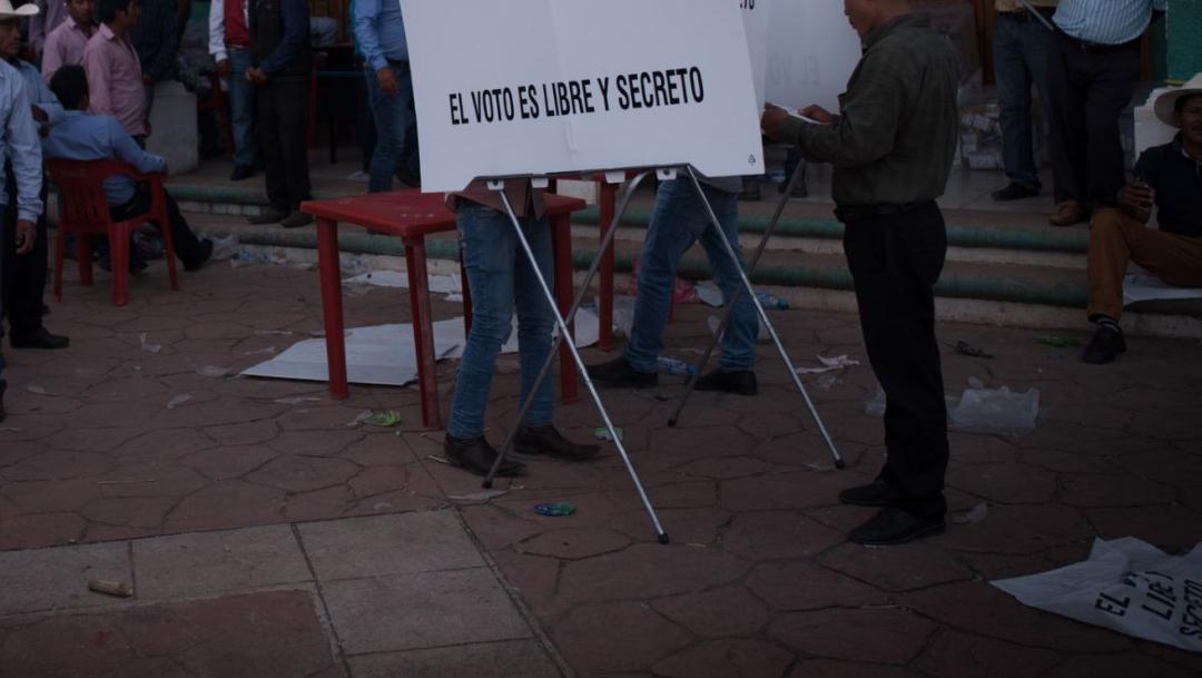 FOTO AMLO afirma que no habrá fraude en las próximas elecciones (Cuartoscuro/Pedro Valtierra)
