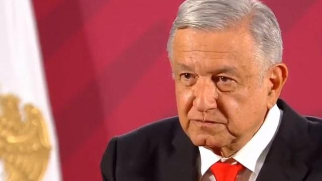 FOTO AMLO cambia al martes 10 de marzo venta de 'cachitos' para rifa de avión presidencial (YouTube)