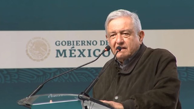 Foto: El presidente Andrés Manuel López Obrador en su gira por Fresnillo, Zacatecas, 8 marzo 2020