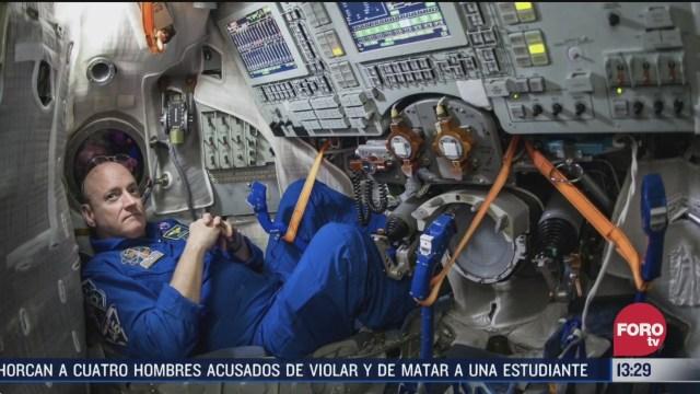FOTO: 22 marzo 2020, astronauta de la nasa da consejos sobre el aislamiento social