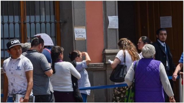 Imagen: A partir del 1 de abril bancos apoyarán a clientes con problemas para pagar por coronavirus, 31 de marzo (CUARTOOSCURO)