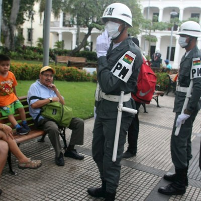 Bolivia entrará en cuarentena total el domingo para frenar el coronavirus