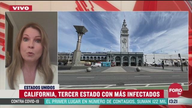 FOTO: 28 marzo 2020, california refuerza medidas ante incremento de casos por covid