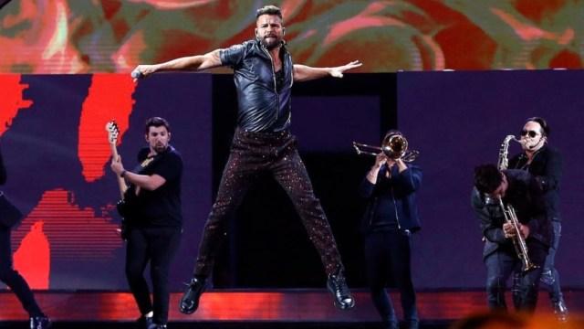 Cancelan concierto de Ricky Martín en Hermosillo