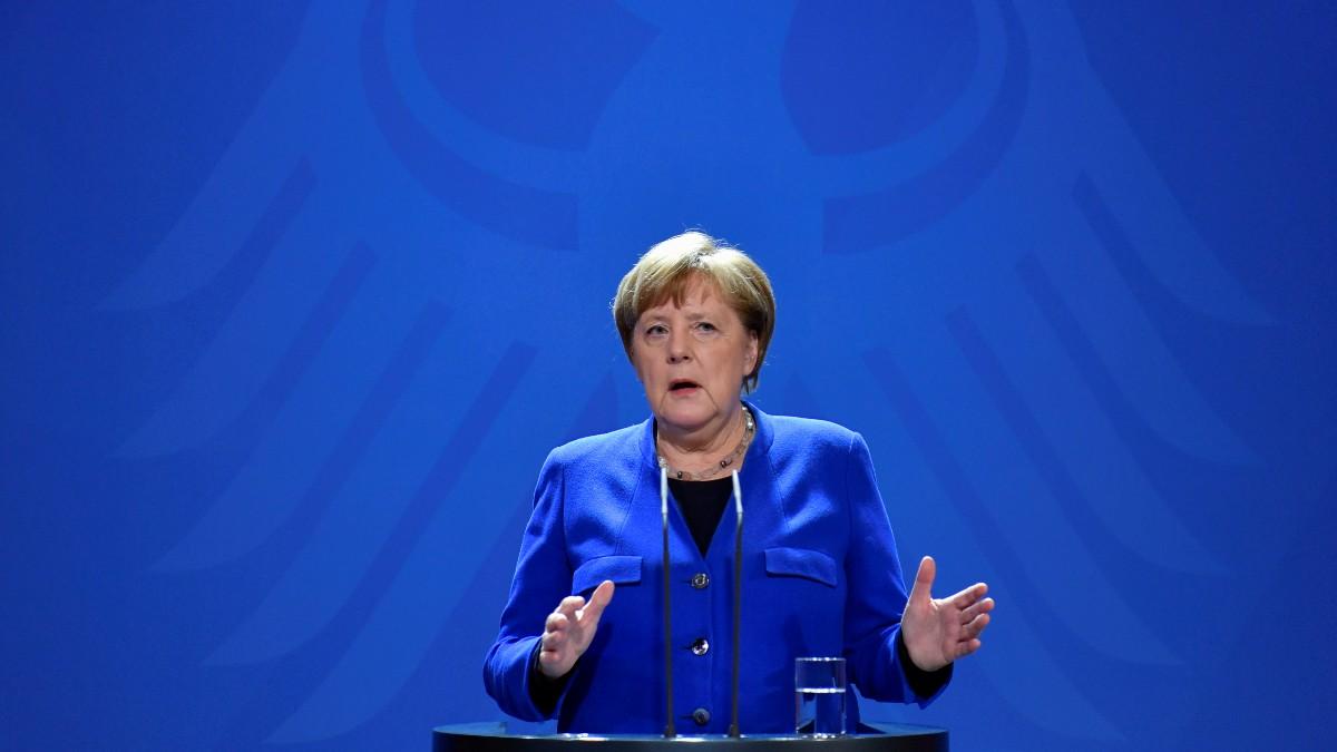 Merkel anuncia cierre de fronteras en la UE durante 30 días