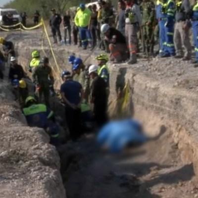 Mueren 3 en derrumbe en Santa Catarina, Nuevo León