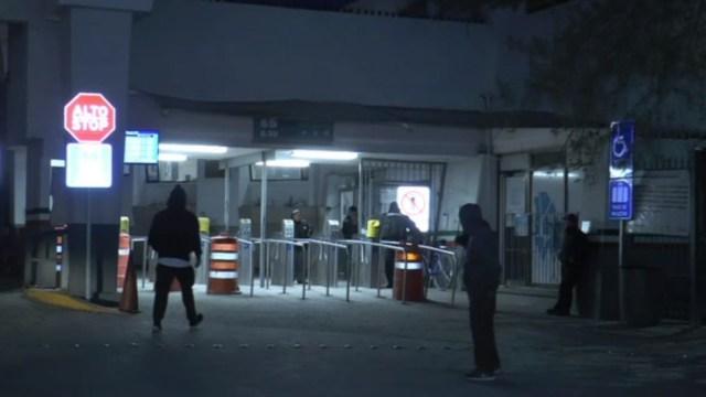 Foto: Coronavirus: Así se vive el cierre parcial de la frontera México-EEUU , 19 de marzo de 2020, (Noticieros Televisa)