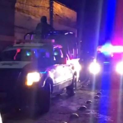 FOTO: Reforzarán vigilancia en carreteras cercanas a Celaya tras hechos violentos, el 28 de marzo de 2020