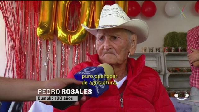 Foto: Celebran Cumpleaños Bisiesto 100 Años Allende Nl 2 Marzo 2020
