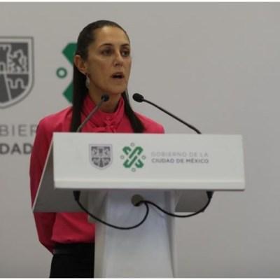 Imagen: Claudia Sheinbaum anunció nuevas medidas ante el coronavirus, 29 de marzo de 2020 (EFE)