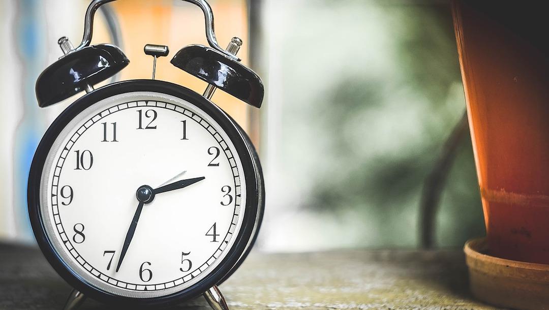 ¿Cuándo inicia el horario de verano 2020?