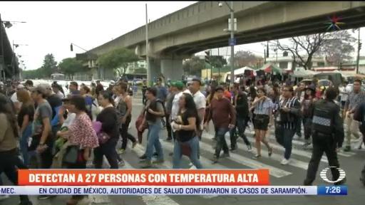 FOTO: 16 marzo 2020, FOROtv confirman 27 casos de coronavirus en festival vive latino