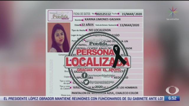 confirman la muerte de karina limones desaparecida el 13 de marzo en tizayuca