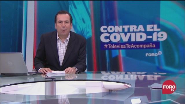Foto: Contra El COVID Televisa Te Acompaña Recomendaciones Prevención Coronavirus Pandemia Cuarentena 30 Marzo 2020