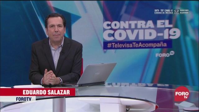 Foto: Contra El COVID Televisa Te Acompaña Recomendaciones Prevención Coronavirus Pandemia Cuarentena 31 Marzo 2020