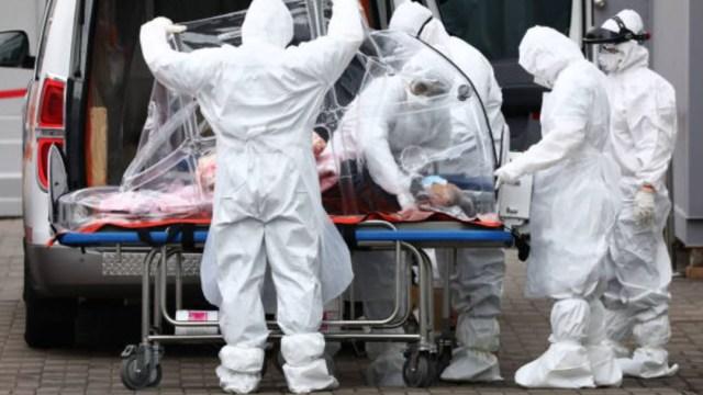 Foto: En orden descendente, China, Corea del Sur, Italia, Irán y Francia son los países más afectados hasta ahora por la cantidad de personas contagiadas