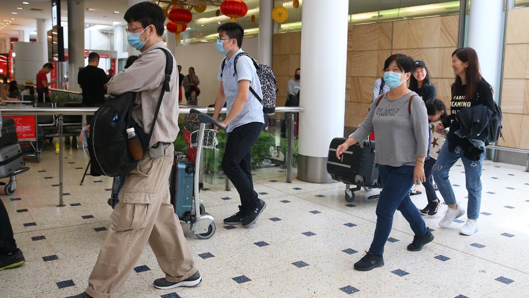 FOTO: Australia prohíbe reuniones de más de dos personas por pandemia, el 29 de marzo de 2020
