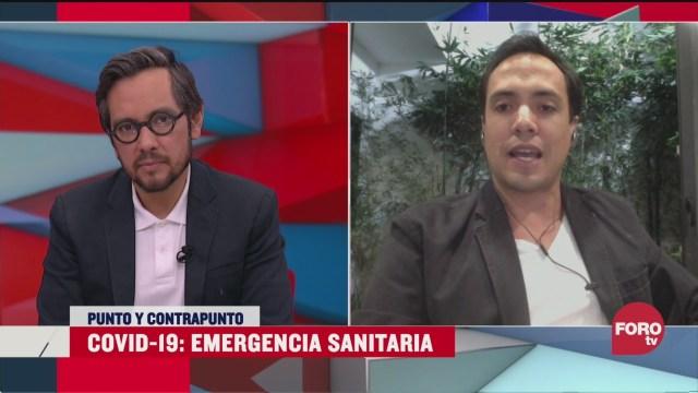 Foto: Coronavirus Nuevas Medidas Emergencia Sanitaria México 31 Marzo 2020