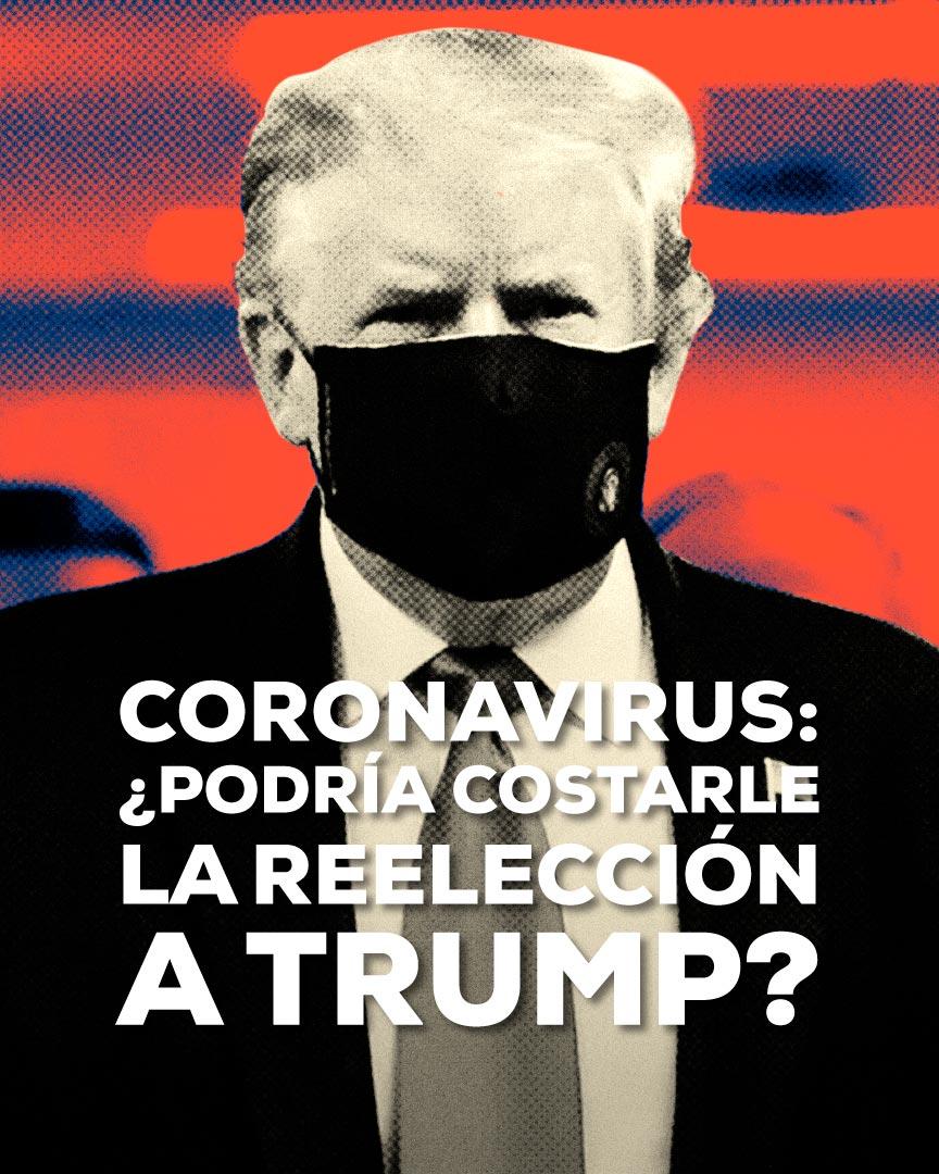 Coronavirus EUA Elecciones Donald Trump
