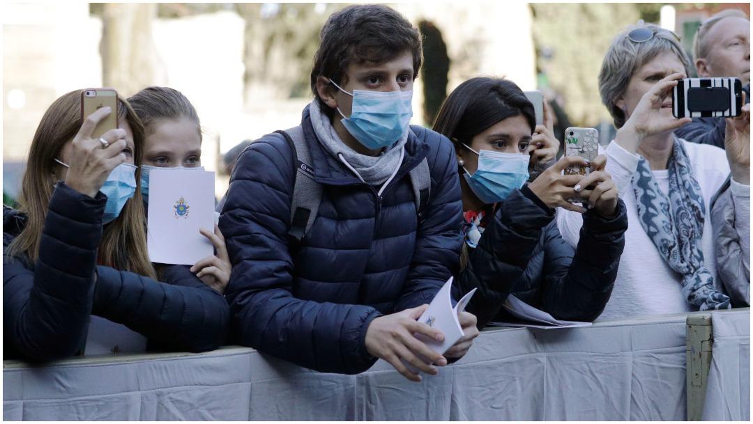 Imagen: Subió este sábado el número de muertos en Italia a causa del coronavirus, 7 de marzo de 2020 (AP)