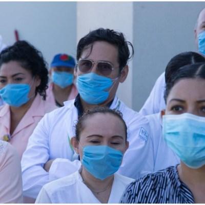 Suman 20 muertos en México a causa de coronavirus