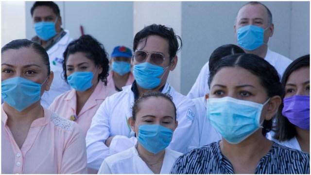Imagen: Situación de coronavirus en México, 29 de marzo de 202 (MARTÍN ZETINA /CUARTOSCURO.COM)