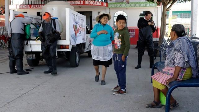FOTO: Puebla registra 82 casos confirmados de coronavirus, el 31 de marzo de 2020